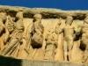 Барельеф гробницы