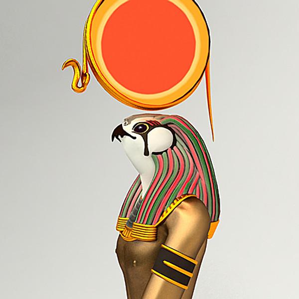 фото ра бог солнца