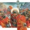 Атака легионеров