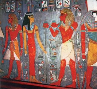 Фараон Хоремхеб.