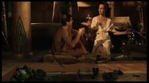 Встреча Клеопатры с Антонием