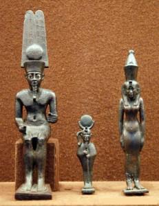 Амон, Хонсу и Мут