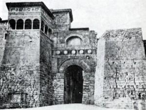 Ворота Августа в Перудже. III - I вв. до н. э.