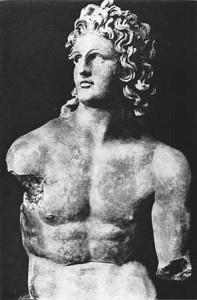 Аполлон из храма Сказато в Фалериях