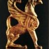 Грифон из слоновой кости