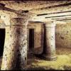 Оригинальные этрусские колонны