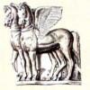 Терракотовые лошадки