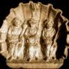 Галло-римские Матра.Матронас - богини-матери из Лиона