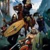 Галльские воины