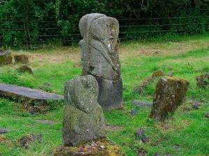две фигуры из Ирландии