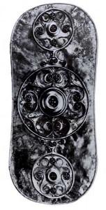 Щит. Кельтский щит из Баттерси (Англия)
