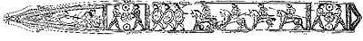 Наиболее яркими образцами раннего кельтского искусства являются ножны из Гальштата (IV в. до н.э.)