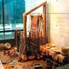 Орудия домашнего ремесла латенского времени. Музей Бибракте.