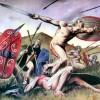 битве у Теламона