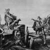Переговоры Цезаря и Дивикона после битвы на Араре