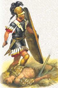 Римский военный трибун