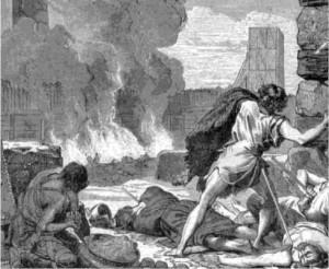 Осада Аварика