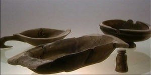 деревянная посуда германцев