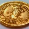 Монеты из захоронений Хильдерика