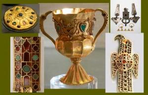 Сокровища эпохи Меровингов