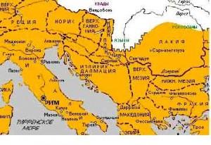 Провинции Римской империи