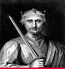 Холдвиг I сын короля Хильдерика