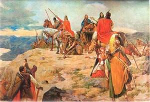 Заселение Балкан хорватами