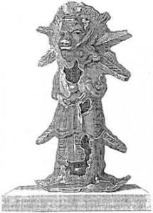 Подага -  богиня плодородия