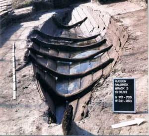 Ещё не выкопанная находка. Ральсвик 1993 год.