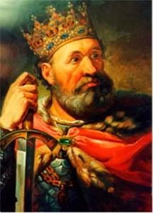 Болеслав Храбрый, проявивший себя хитрым политиком и блестящим военачальником.