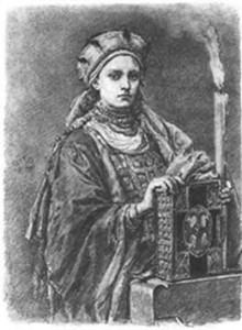 Дубравка – жена Мешко I
