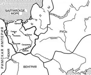 Польша при Мешко I