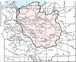 Полабские славяне и Польша в XI в.