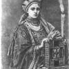 Рихеза Люксембургская  ( 993 – 106). Жена Мешко II