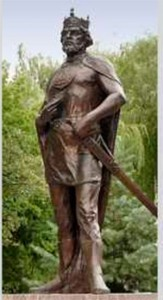 Памятник Казимиру Обновителю в Победзисках (Польша)