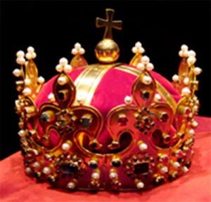 Корона Болеслава Храброго, коронационная корона польских королей в 1036 году увезенная в Германию королевой Польши Рыксой Лотарингской