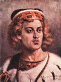 Болеслав IV Кендзежавый (1146-1173).