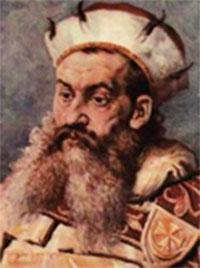Генрих I Бородатый