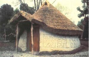 Одним из священных символов индейцев Навахо являлась свастика
