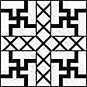 Крест Одина у Викингов