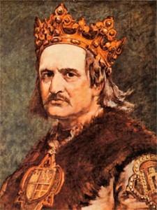 Ягайло - великий князь литовский (1377—1381, 1382—1392)г.г.